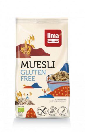 LIMA bio müzli gluténmentes