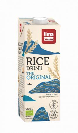 LIMA bio rizsital natúr 1l