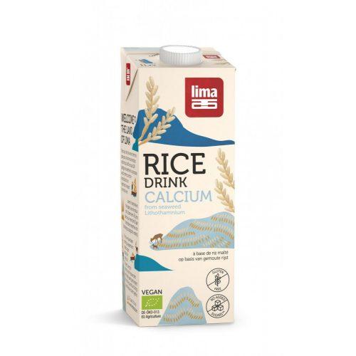 LIMA bio rizsital natúr+kálcium 1l