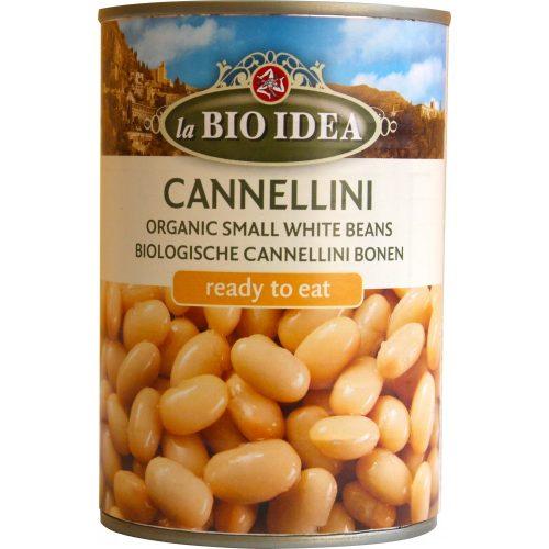 La Bio Idea Bio Cannellini fehérbab konzerv 400g