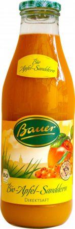Bauer Bio alma-homoktövislé 100% 0,98l