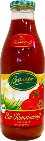 Bauer Bio paradicsomlé 100% 0,98l