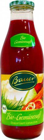 Bauer Bio zöldséglé 100% 0,98l