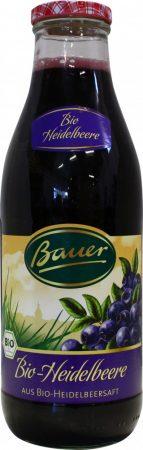 Bauer Bio kékáfonya nektár 50%-os 0,98l
