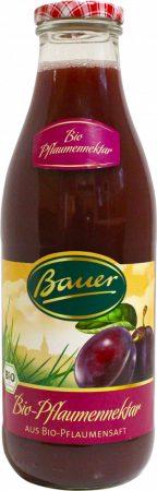 Bauer Bio szilva nektár 60% 0,98l