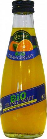 Bauer Bio narancslé 100% 0,2l
