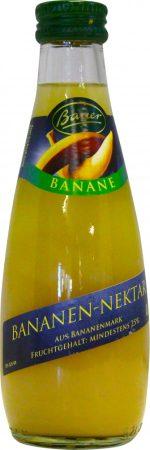 Bauer banánnektár 25% 0,2l