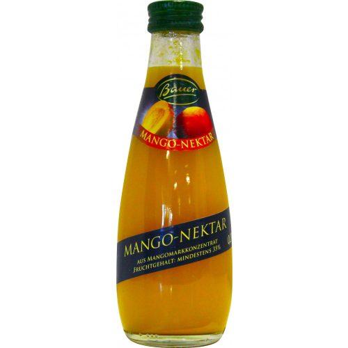 Bauer mangónektár 35% 0,2l