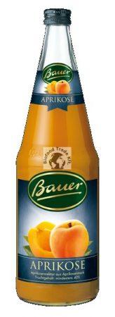 Bauer sárgabarack nektár 40% 1l