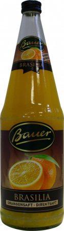 Bauer brazil narancslé 100%-os 1l