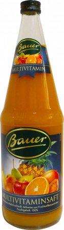 Bauer multivitaminlé 100% 1l