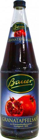 Bauer gránátalmalé 100% 1l koncentrátumból