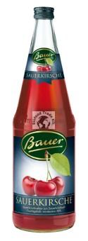 Bauer szűrt meggynektár 50%, 1l