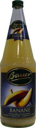 Bauer banánnektár 25% 1l