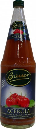 Bauer Acerolanektár 40%-os 1l